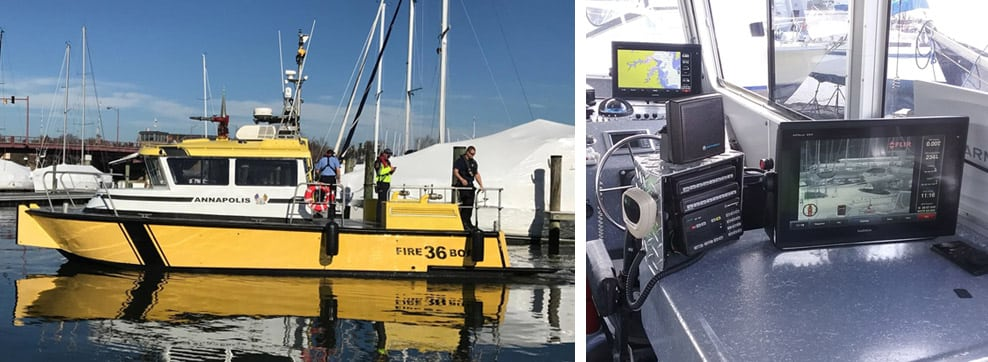 Marine Electronics in Annapolis, MD - Diversified Marine