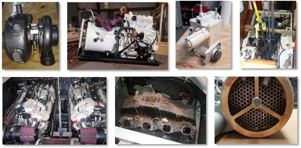 Marine Engines and Generators- Annapolis MD - Diversified