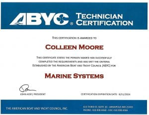 CM-ABYC-Marine-Systems-Certificate-colleen